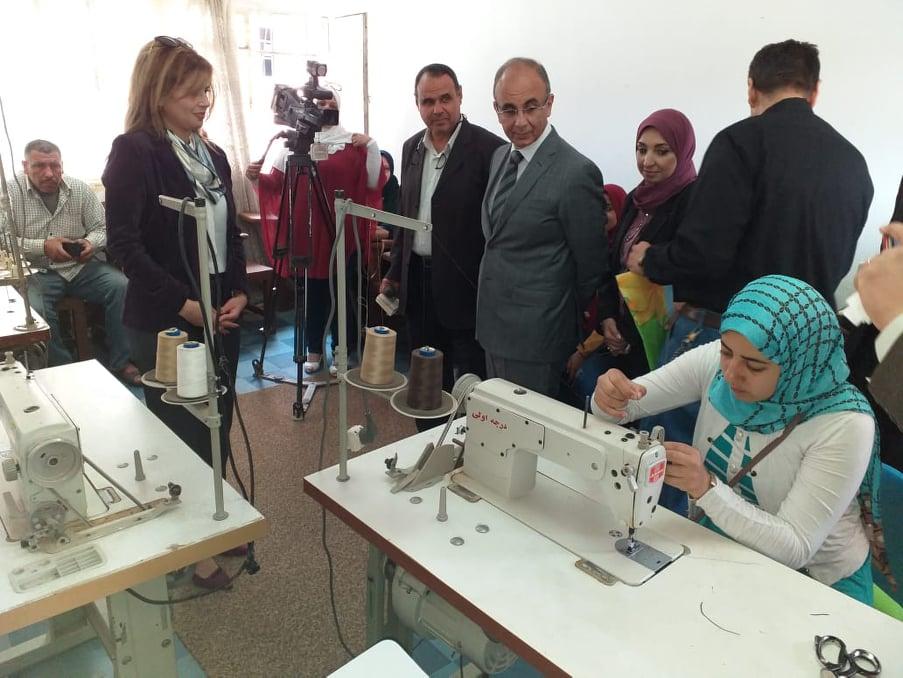 د. شعلان : جامعة الزقازيق الأولي في تنفيذ مبادرة (صنايعية مصر)