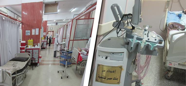 افتتاح وحدة الرعاية المركزة بمستشفي الطوارئ بجامعة الزقازيق أول يونية المقبل
