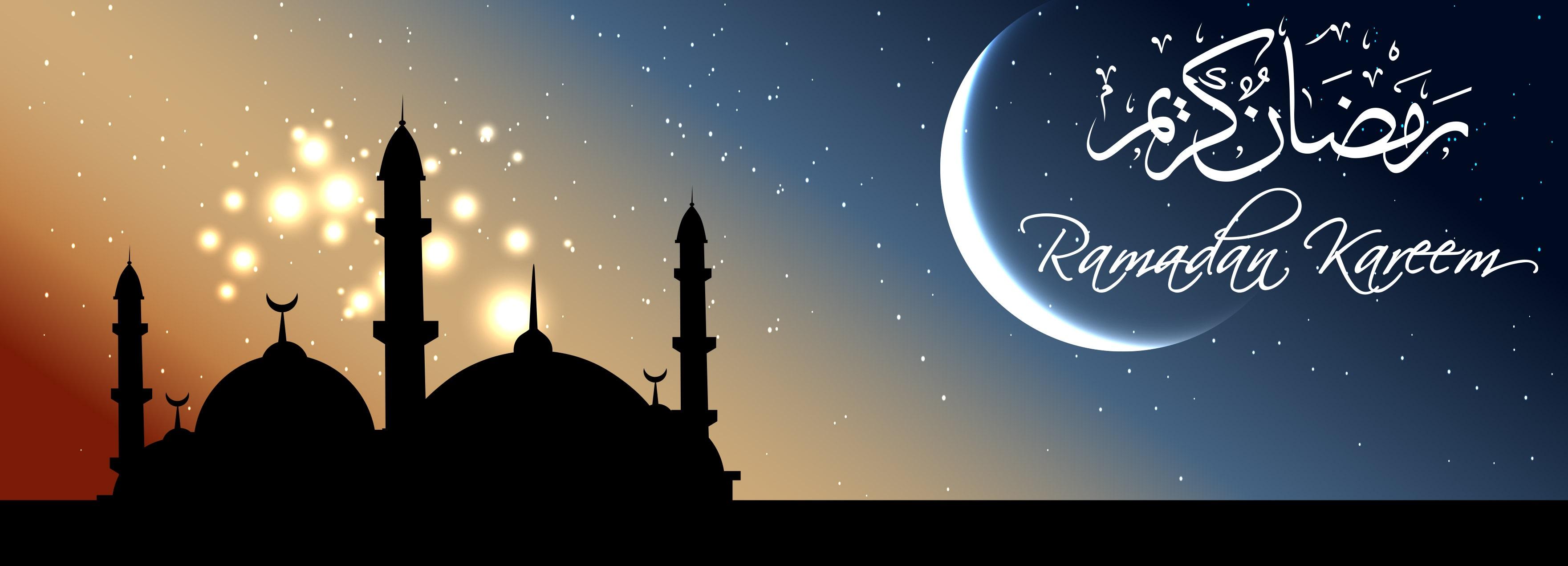 رمضان كريم ...... وكل عام وأنتم بخير