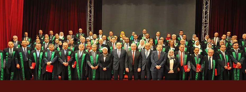 المتميزون  من جامعة الزقازيق يكرمون في احتفالية الهيئة القومية لضمان جودة التعليم والإعتماد